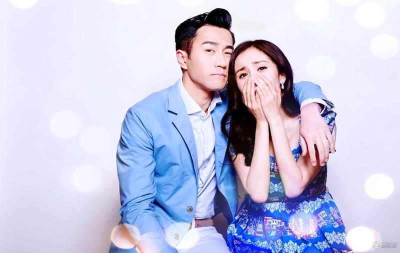 腾讯访谈杨幂刘恺威_杨幂刘恺威公布怀孕喜讯 新婚夫妻分享爱的甜蜜【6】--时尚--人民网