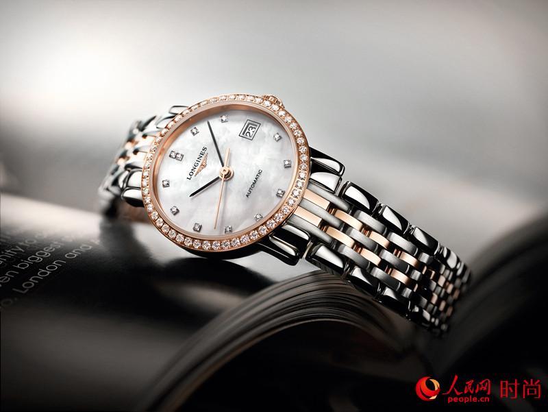 浪琴全新博雅系列腕表 完美定义优雅