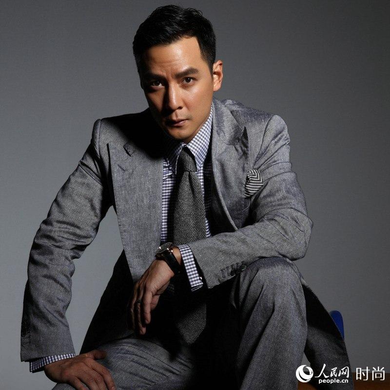 男星:吴彦祖,40岁生日:1974年9月30日吴彦祖在