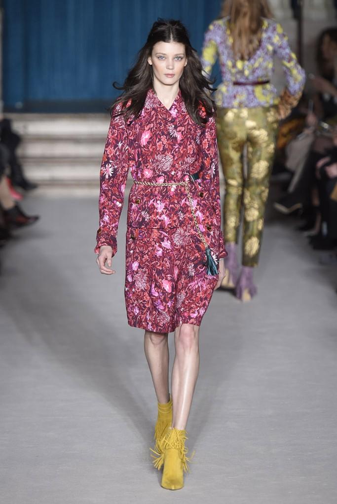 Matthew Williamson女装2015秋冬新品