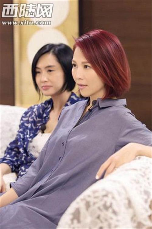 赵丽颖张含韵朱茵蔡少芬 偶像来了 里的姐妹情深