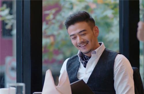 《欢乐颂》小包总杨烁受热捧 吴秀波张震 盘点留胡子更具魅力的男明星