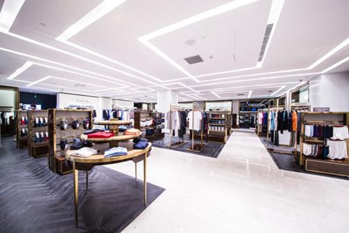 全球男士时尚生活目的地――北京SKP二层全新亮相