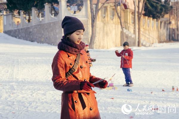 周冬雨《后来》剧照