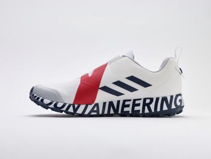 adidasTERREXxWhiteMountaineering越野跑鞋全球限量同步發
