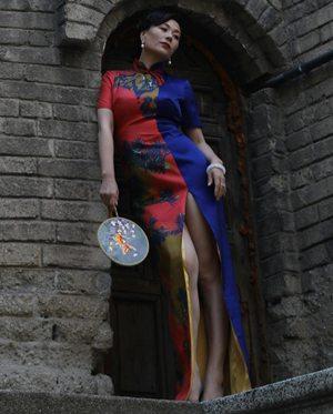 龚航宇:用旗袍联袂世界的国际文化大使