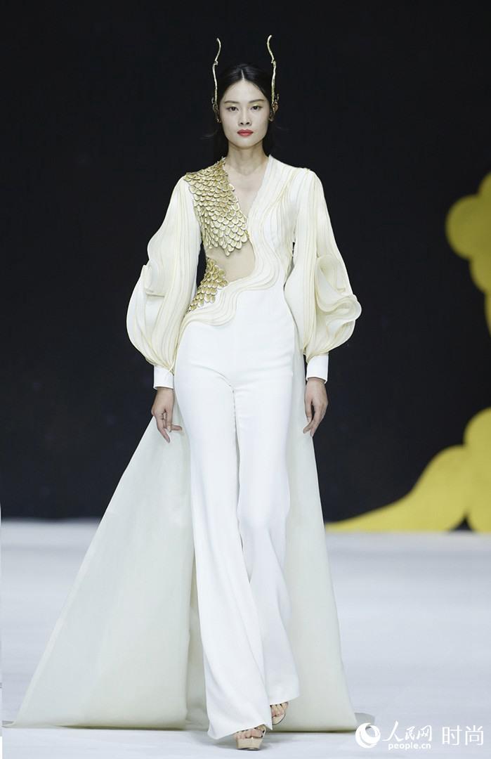 东华大学·文教结合项目系列活动于中国国际时装周落幕