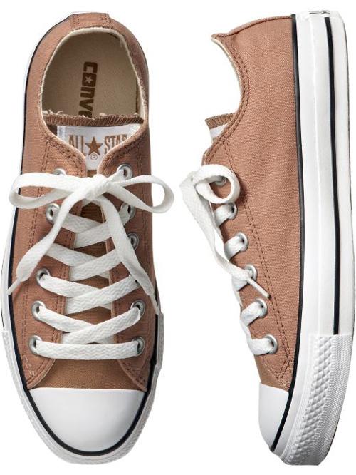 人人都爱的Converse经典帆布鞋 8